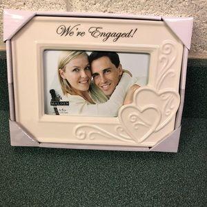 NWT Malden Ceramic Engagement Frame